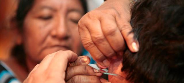 Van 120 personas afectadas por Paludismo en Sierra de Perijá
