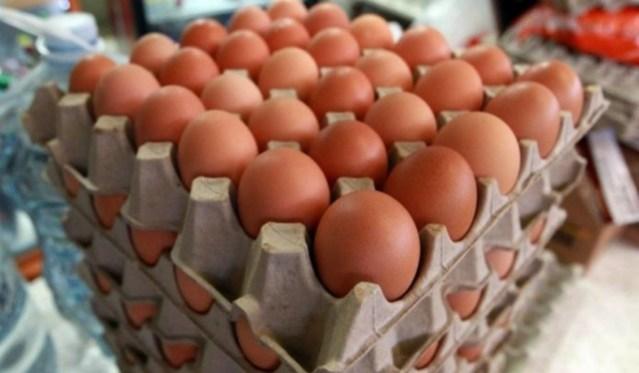 Cartón de huevos pasó los 200 mil bolívares en los Altos Mirandinos