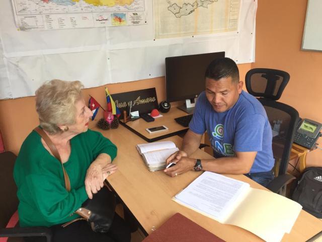 Mil 118 firmas contra «ecocidio» en Carrizal entregaron ante Dirección de Ambiente de Miranda