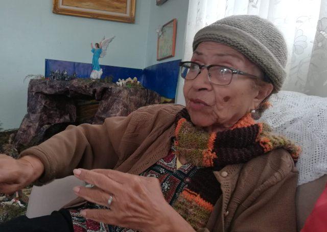 """Elsa Núñez Vargas, docente mirandina con más de 60 años de experiencia:  """"Hay que plantarse ante este y cualquier gobierno a exigir nuestros derechos"""""""