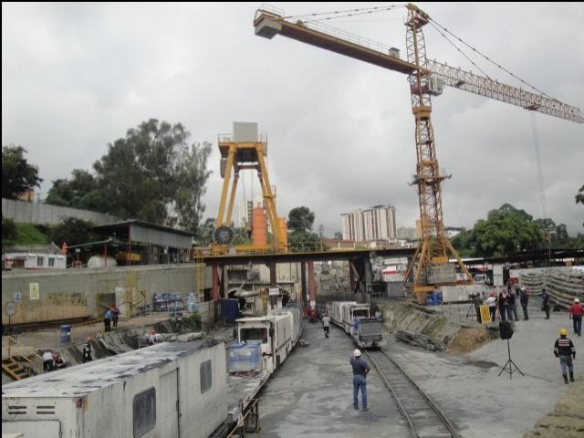5 estaciones quedaron sin concluir en la Línea 2 del Metro de Los Teques