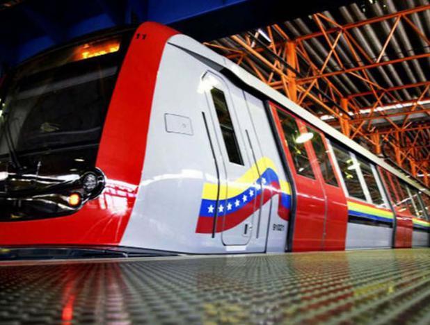Metro de Caracas inicia trabajos de mejoramiento para aumentar disponibilidad de trenes