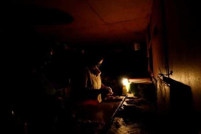 Zonas de la Gran Caracas amanecieron sin luz este jueves