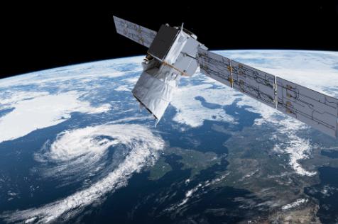 La Fuerza Espacial dice que unos satélites rusos están siguiendo un satélite estadounidense