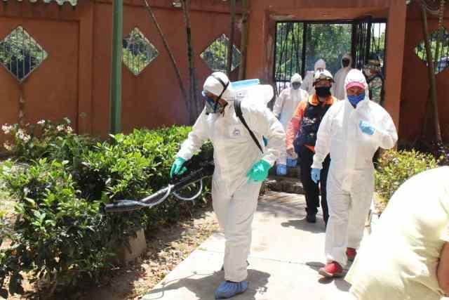 Activan protocolo sanitario en Montaña Alta por sospecha de casos de Covid-19
