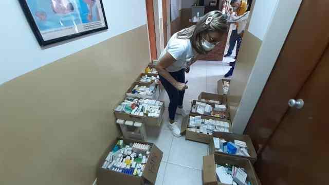 Fundación Amigos por Venezuela atendió a más de 200 personas este fin de semana