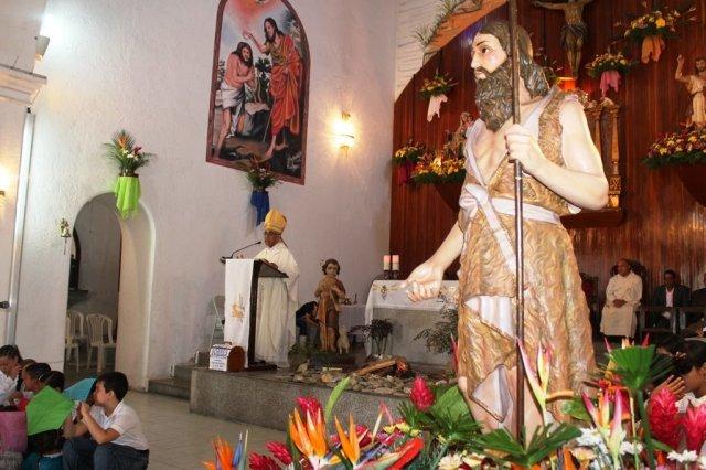 Suspenden en Carrizal tradicional baile de tambores de San Juan por cuarentena