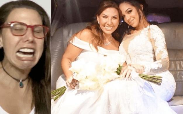 """A 6 meses de haberse casado, """"ex"""" esposa de Vanessa Senior confirma fin de su relación"""