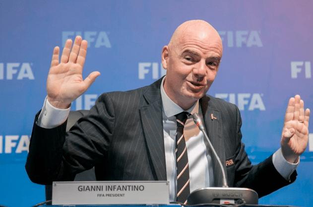 """Presidente de la Fifa afirma que cooperará """"sin reservas"""" con la Justicia"""