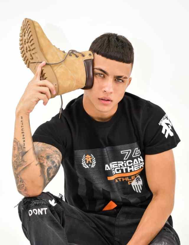 Ronny Cardenas, modelo altomirandino: «Si mi trabajo sirve para inspirar a muchas más, entonces estoy haciendo lo correcto»