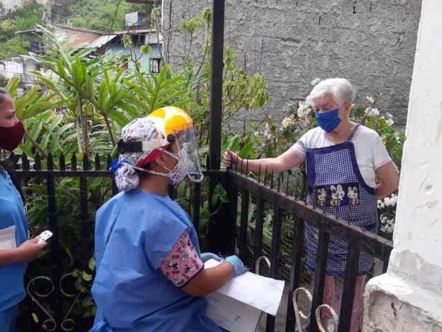 Salud Carrizal sigue en búsqueda de pacientes con afección respiratoria