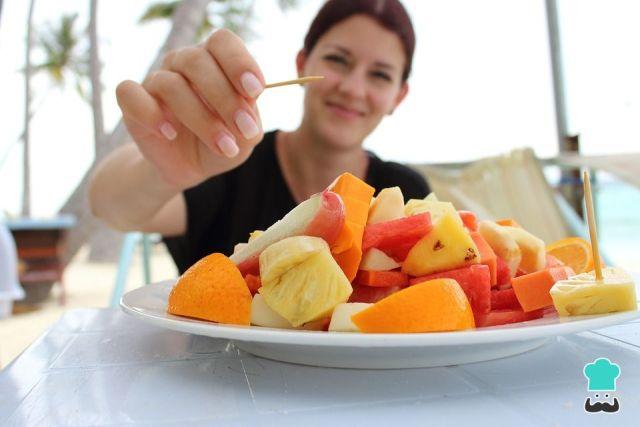 Verano y nutrición