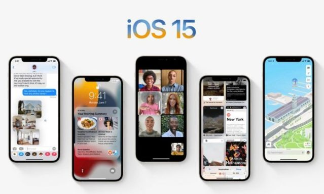 iOS 15 permite ubicar un iPhone aunque esté apagado