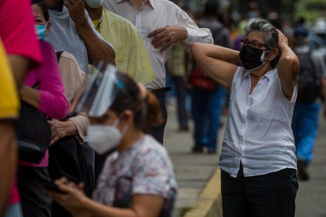 153 casos positivos de covid-19 se registran en Altos Mirandinos en menos de 24 horas