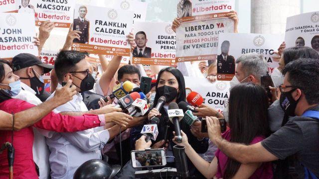 Comisión Especial de Justicia y Paz se suma a la CEV exigiendo libertad para presos políticos de Fundaredes