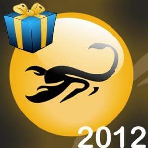 Felicitaciones de cumpleaños para un Scorpio