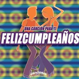 Felicitaciones de cumpleaños habla de las canciones