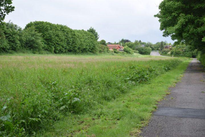 grønne områder i landsbyer