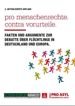 Broschüre Pro Asyl