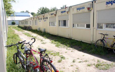 Lahr Container Mauerfeld