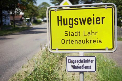 Willkommen in Hugsweier