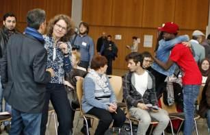Lahr Kommunaler Flüchtlingsdialog im MPG