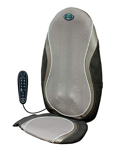 HoMedics Shiatsu Massageauflage Mit Wärmefunktion SGM-425H-EU