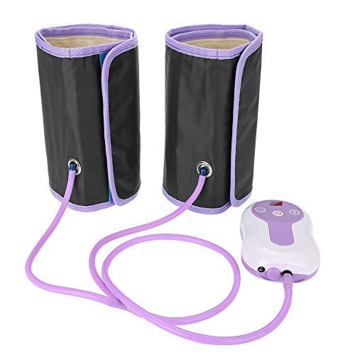 Cocoarm Beine Massagegeräte Wadenmassagegerät Luftkompressionsmassagegerät mit 9 Intensitäten für Fuß Taille Arm