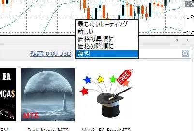 MT4・MT5で検索する方法