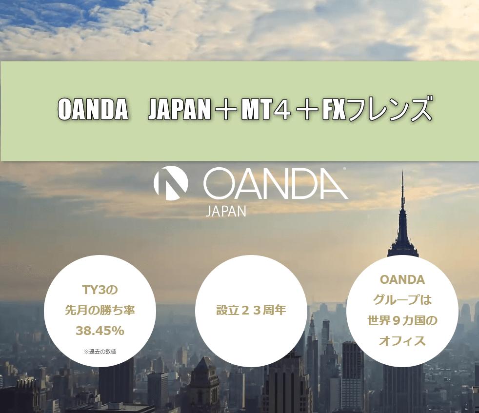 オアンダジャパンの口座開設手順と大きなメリット3