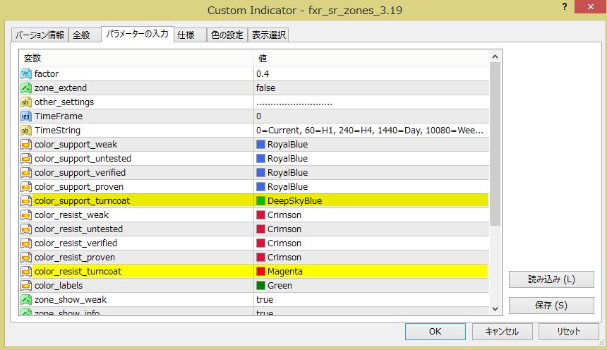 fxr_sr_zones_3.19色の設定
