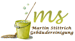 Gebäudereinigung Martin Stittrich Logo