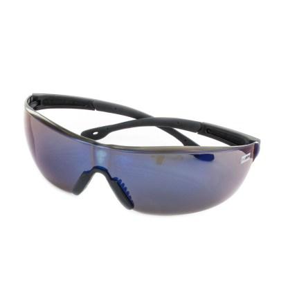 Schutzbrille North Tactile Blau Verspiegelt