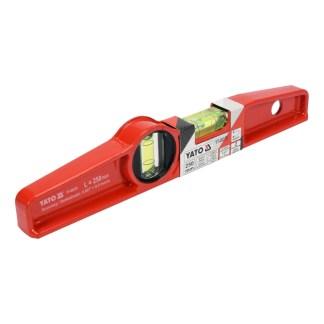 Yato-Magnet-Wasserwaage-25-cm-Rot 2