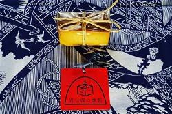 岩豆腐の燻製(絹豆腐の燻製)