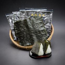 皇室御献上の浜で摘まれた「奥松島産の海苔」