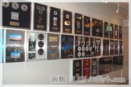 函館 GLAYスポット ミュージアム アート館 Art style of GLAY アート・スタイル・オブ・グレイ 閉館 理由 原因 独立 事務所 今現在 外観 建物 ウイニングホテル 跡地 パネル 展示