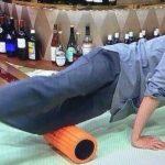 松本潤さん(嵐)愛用「グリッドフォームローラー」で筋膜リリース
