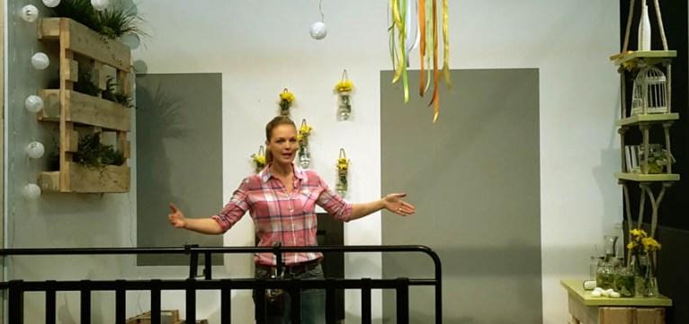 TAG DES GARTENS 2015 - Eventbühne Eva Brenner - Grüneliebe-de