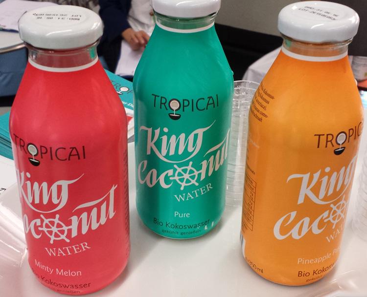 Tropicai King Coconut
