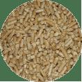 Produktbillede af træpiller 6 mm
