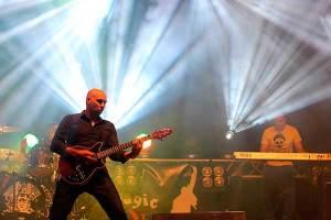 Manu Herrera en concierto