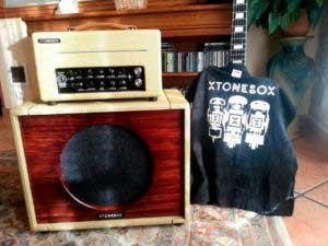 Xtonebox 2015 Green