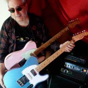 teles Cristh Rod Guitars