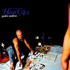 heart art - pedro andrea