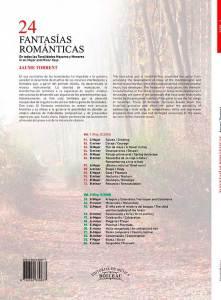 24 fantasias romanticas