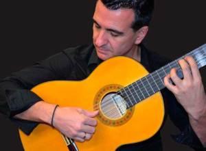 Antonio Flores guitarra española