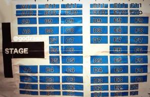 スタジアムモード エンドステージ2 座席表2