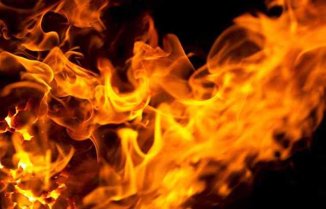 Пожар в Одессе: один человек пострадал, второй погиб