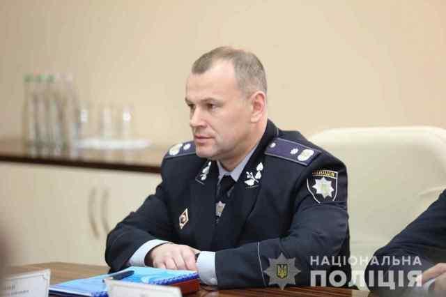 Уже официально: в Одесской области - новый начальник полиции